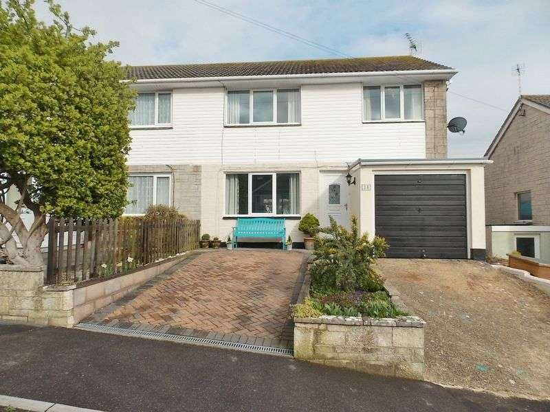 3 Bedrooms Semi Detached House for sale in Wheatlands, PORTLAND