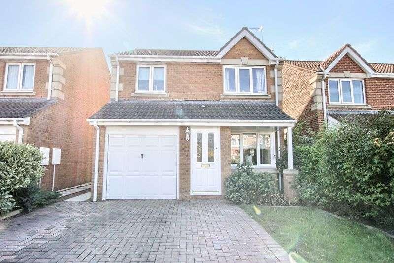 3 Bedrooms Detached House for sale in Cradoc Grove, Ingleby Barwick