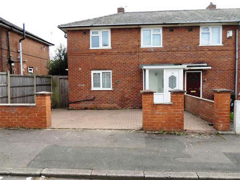 3 Bedrooms Property for sale in Tartan Street, Clayton, Manchester