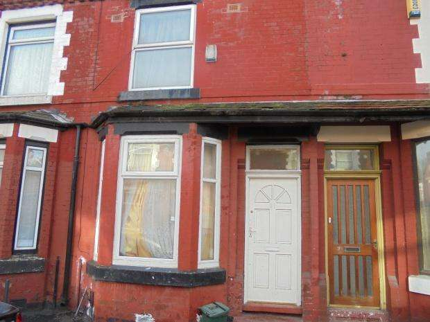 2 Bedrooms Terraced House for sale in Camborne Street, Manchester, M14