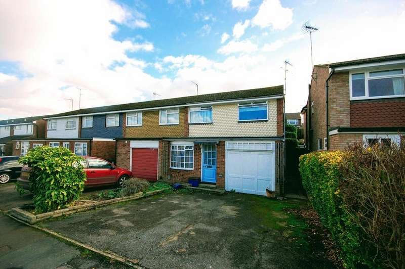 3 Bedrooms Semi Detached House for sale in Hazeldell, Watton At Stone, Hertford