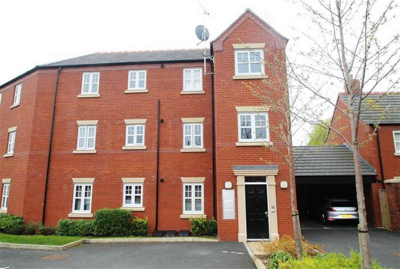 2 Bedrooms Flat for sale in Mottershead Court, Chester