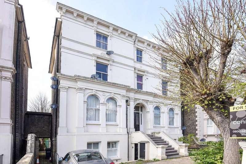 1 Bedroom Flat for sale in Wickham Road, Brockley, SE4