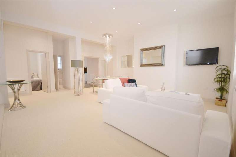 4 Bedrooms Flat for sale in St George's Drive, London, SW1V