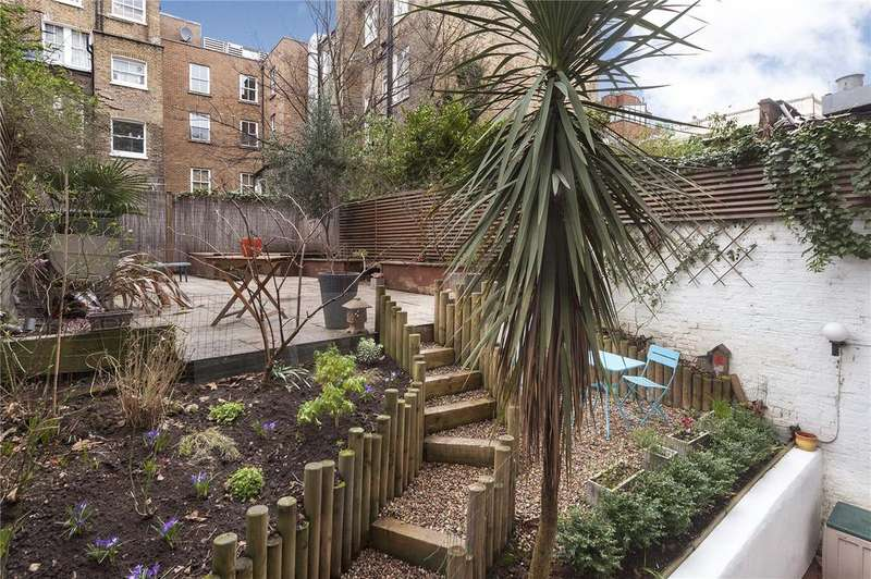 2 Bedrooms Flat for sale in Nevern Place, Earls Court, London