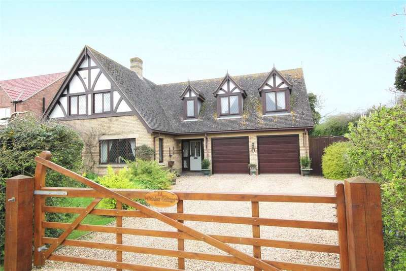 4 Bedrooms Detached House for sale in Northfield Road, Quarrington, NG34