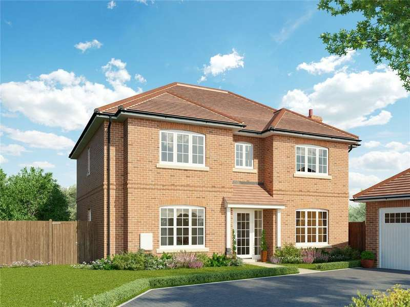4 Bedrooms Detached House for sale in The Willows, Swallowfield, Berkshire, RG7