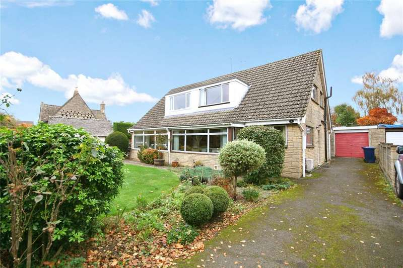 3 Bedrooms Semi Detached House for sale in Ashmead Drive, Gotherington, Cheltenham, GL52