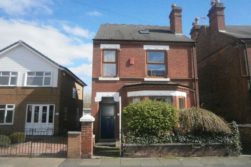 4 Bedrooms Detached House for sale in Wellington Street, Long Eaton, Nottingham, NG10