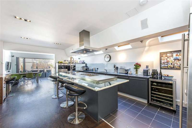 5 Bedrooms Terraced House for sale in Kenyon Street, London, SW6