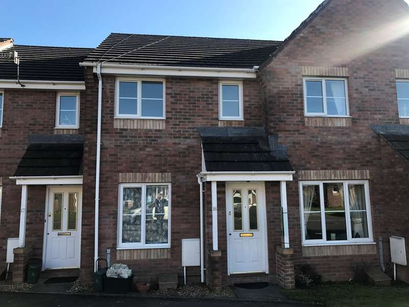 2 Bedrooms Terraced House for sale in Eastfield Close, Townhill, Swansea