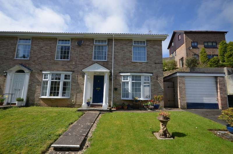 3 Bedrooms End Of Terrace House for sale in Merrick Avenue, Truro