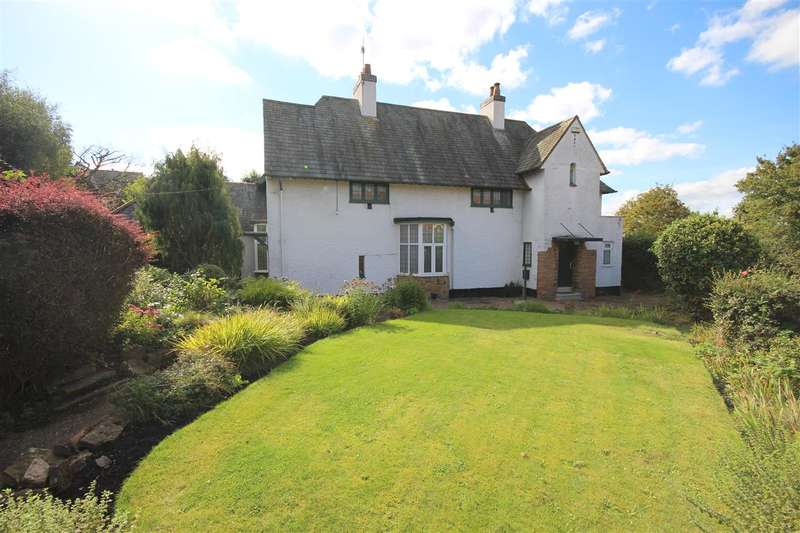5 Bedrooms Detached House for sale in The White House, Wharncliffe Road, Ilkeston