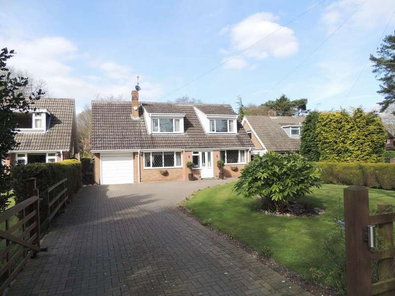 3 Bedrooms Detached House for sale in Blind Lane, Tanworth In Arden
