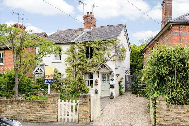 2 Bedrooms Semi Detached House for sale in Winkfield Row, Winkfield Row, Berkshire, RG42