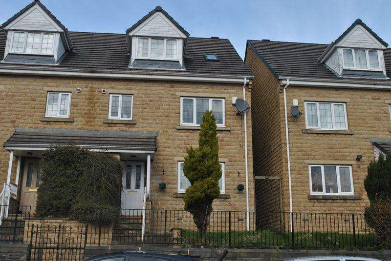 4 Bedrooms Semi Detached House for sale in Hazelhurst Brow, Heaton, BD9 6AQ