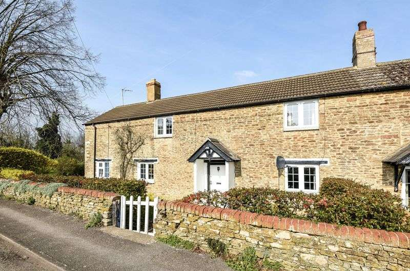 2 Bedrooms Semi Detached House for sale in Abingdon Road, Tubney