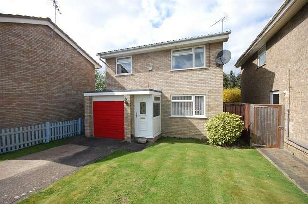 3 Bedrooms Detached House for sale in Canford Court, Aylesbury, Buckinghamshire