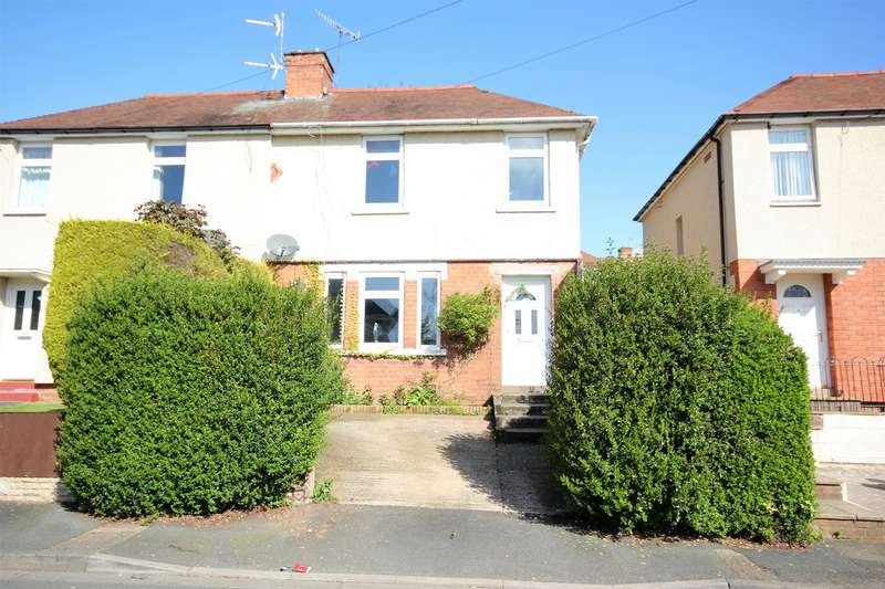 3 Bedrooms Semi Detached House for sale in Hollymount, Worcester