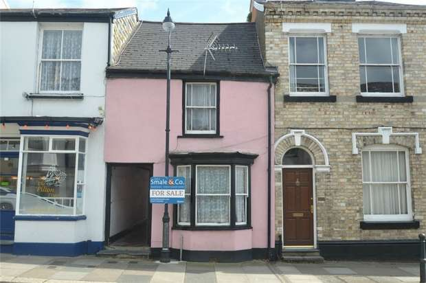 2 Bedrooms Cottage House for sale in PILTON, Barnstaple, Devon