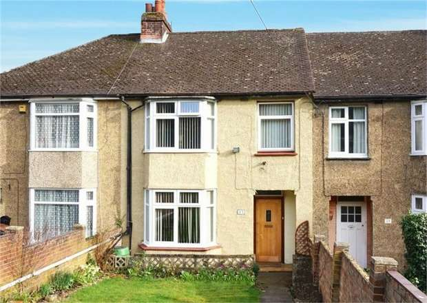 3 Bedrooms Terraced House for sale in Rochester Road, Halling, Rochester, Kent