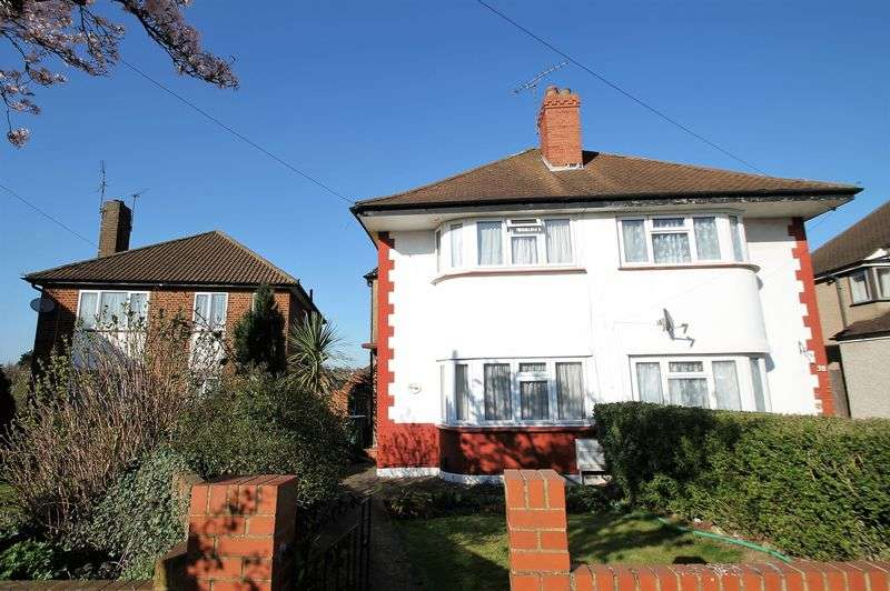 3 Bedrooms Semi Detached House for sale in Newnham Gardens, Northolt
