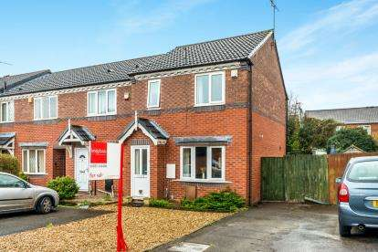 3 Bedrooms Semi Detached House for sale in Edwards Drive, Stafford