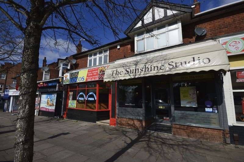 Property for sale in Hickley Road, Leicester