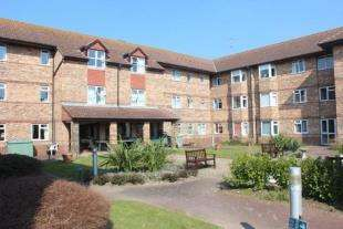 2 Bedrooms Retirement Property for sale in Kings Hall, Park Road, Worthing, West Sussex