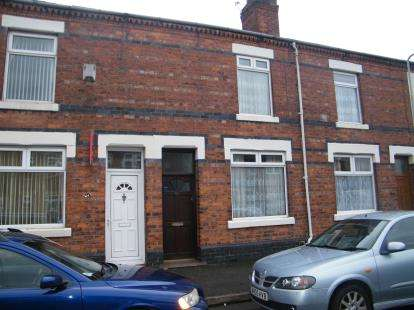 2 Bedrooms Terraced House for sale in Oxford Street, Crewe, Cheshire