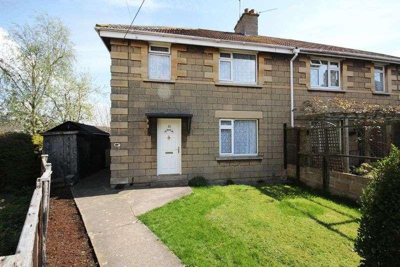 3 Bedrooms Semi Detached House for sale in Leaze Road, Melksham