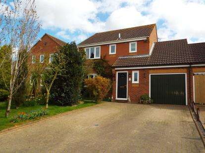 3 Bedrooms Link Detached House for sale in Briston, Melton Constable, Norfolk