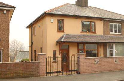 3 Bedrooms Semi Detached House for sale in Downham Street, Blackburn, Lancashire, ., BB2