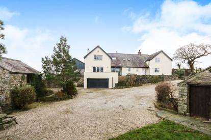 4 Bedrooms Detached House for sale in Llannefydd, Denbigh, Conwy, LL16