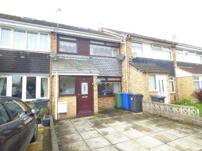 3 Bedrooms Detached House for sale in Netherfield, Widnes, Cheshire, WA8