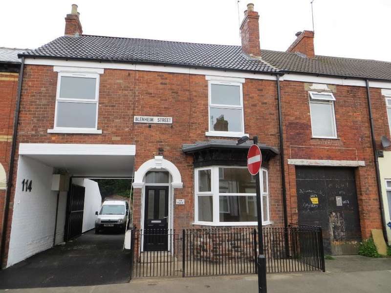 Block Of Apartments Flat for sale in Blenheim Street, Hull, HU5 3PS
