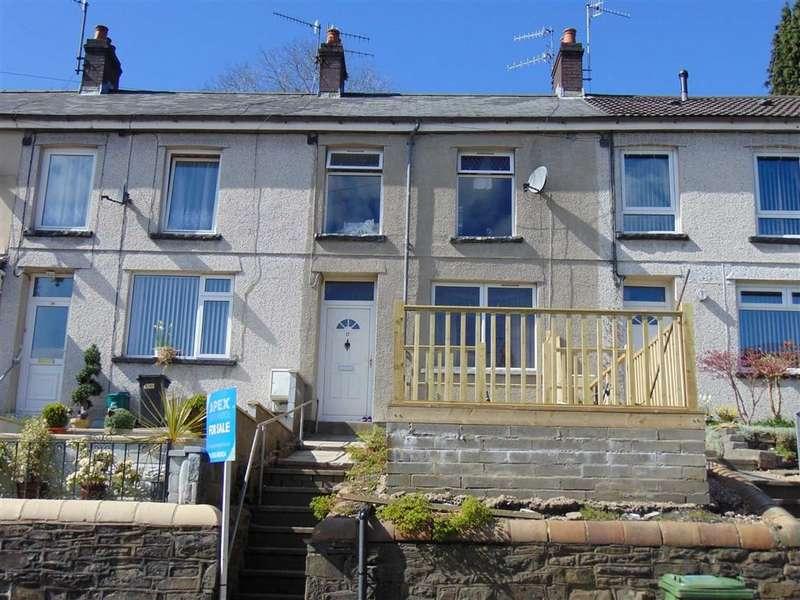 4 Bedrooms Property for sale in Harris Terrace, Mountain Ash, Rhondda Cynon Taff