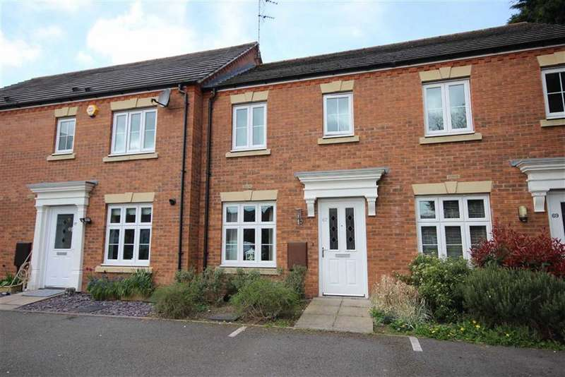 2 Bedrooms Property for sale in Bremridge Close, Barford, Warwick, CV35