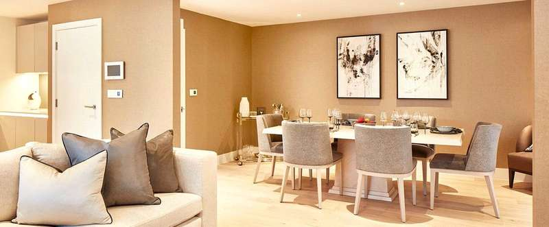 3 Bedrooms Flat for sale in Kidderpore Avenue, Hampstead, London, NW3