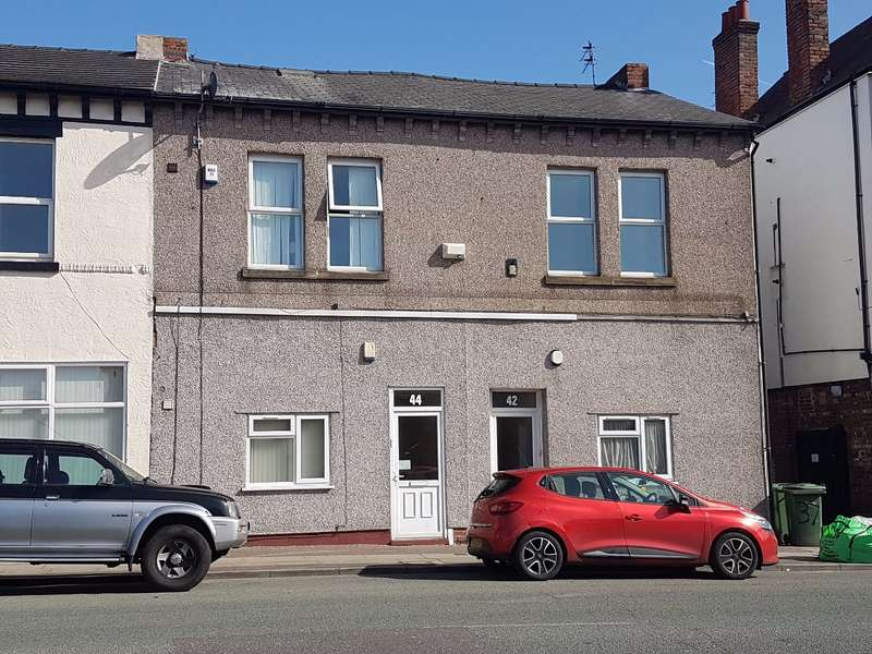 5 Bedrooms Terraced House for sale in 44 King Street, Wallasey, Wirral