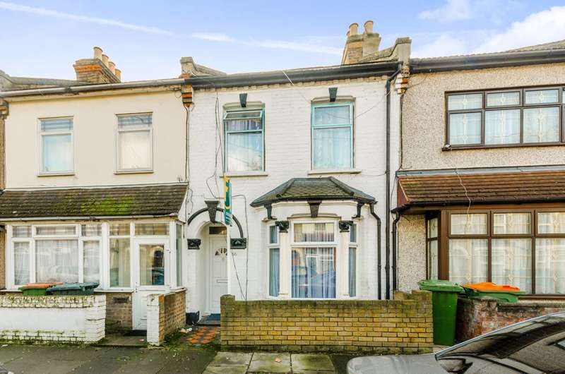3 Bedrooms Terraced House for sale in Dongola Road, Stratford, E13