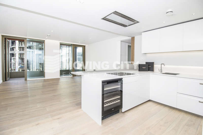 2 Bedrooms Flat for sale in Tapestry, Canal Reach, King's Cross