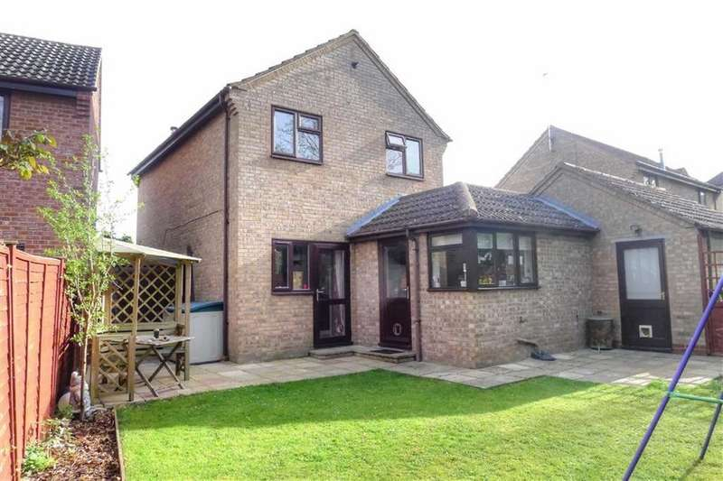 3 Bedrooms Detached House for sale in Murton Close, Burwell, Cambridge