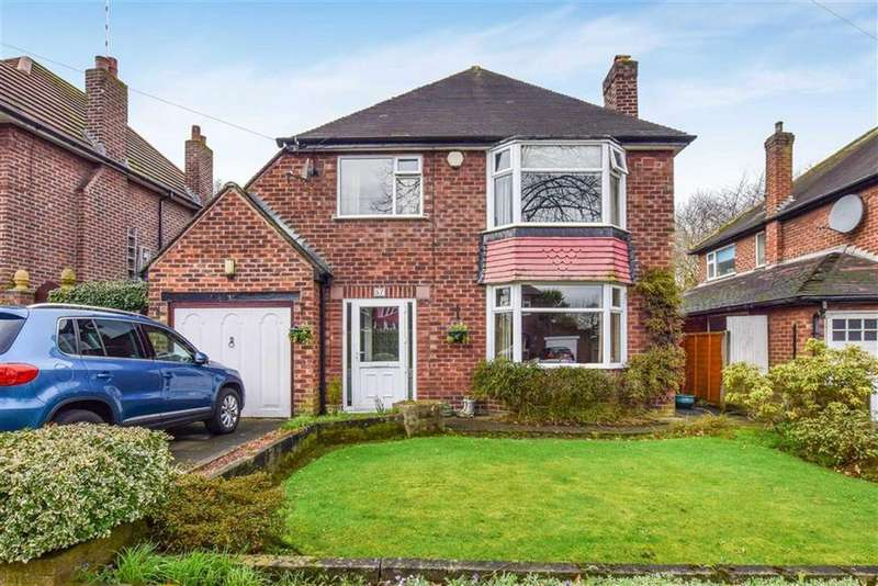 4 Bedrooms Detached House for sale in Homewood Road, Northenden, M22