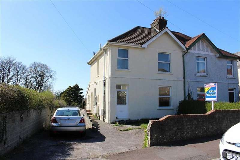 3 Bedrooms Semi Detached House for sale in Goetre Fach Road, Killay