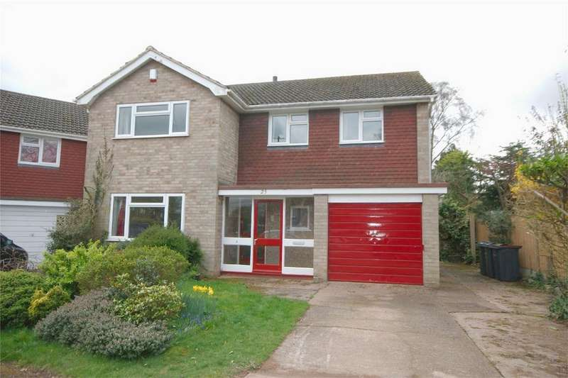 4 Bedrooms Detached House for sale in Perott Drive, Four Oaks, SUTTON COLDFIELD, West Midlands