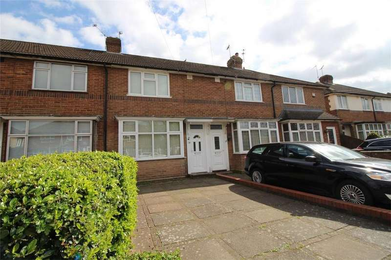 2 Bedrooms Terraced House for sale in Chelwood Avenue, HATFIELD, Hertfordshire