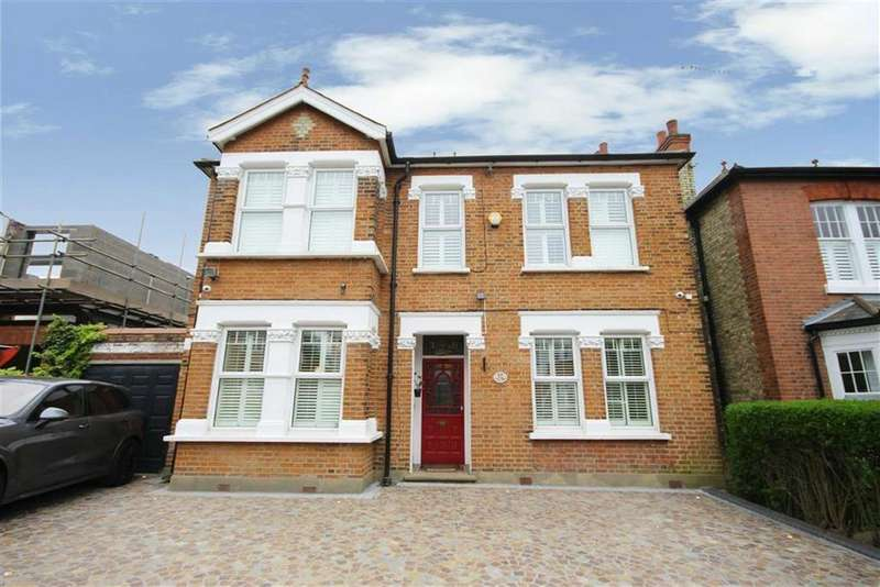 5 Bedrooms Detached House for sale in Hadley Road, New Barnet, Hertfordshire