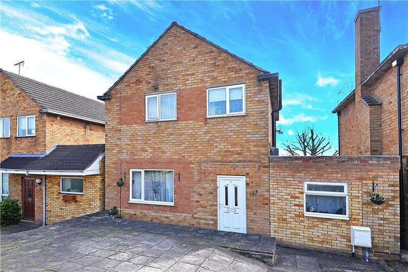 4 Bedrooms Detached House for sale in Sion Avenue, Kidderminster, Worcestershire, DY10
