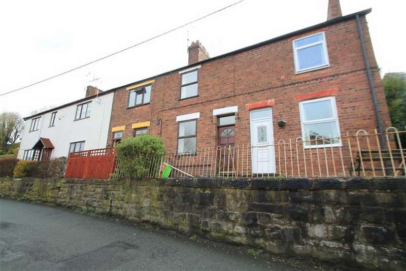 2 Bedrooms Terraced House for sale in Sunnyside, Brymbo, Wrexham